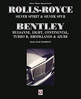 The complete guide to the rolls royce silver seraph and bentley rolls royce silver spirit silver spur bentley mulsanne eight continental fandeluxe Images