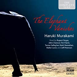 The Elephant Vanishes: Stories