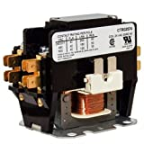 OEM Replacement for Trane Single Pole / 1 Pole 40 Amp Heavy Duty Condenser Contactor CTR00845 by Trane