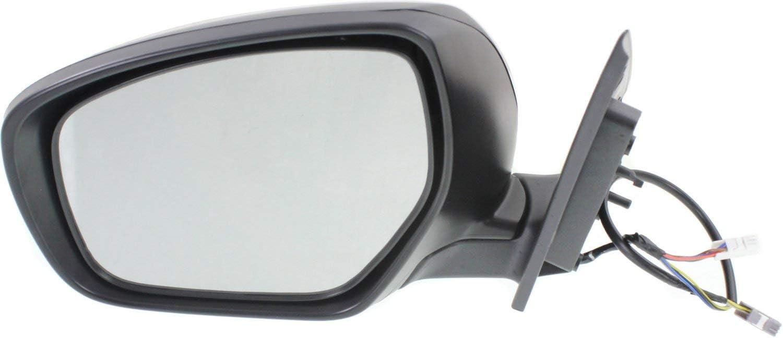 Kool Vue Power Mirror For 2013-2015 Mazda CX-5 Left Heated Folding w//Turn Signal