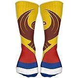 Men's San Francisco Flag Outdoor Crew Socks Classics Sock 30cm For Men