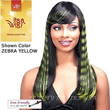 Amazon.com : Synthetic Hair Wig It's A Wig