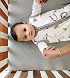 Burt's Bees Baby - Fitted Mini Crib Sheet for Pack