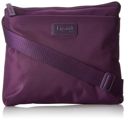lipault-paris-large-horizontal-cross-body-bag-purple-one-size