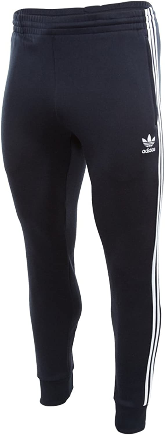adidas Originals Mens Bottoms Superstar Cuffed Track Pants ...