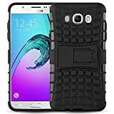Galaxy A5 (2015) Case - ALLIGATOR Heavy Duty Rugged Double Protection Back Cover for Samsung Galaxy A5 (2015), Black
