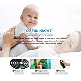 AUTOLOVER Baby Travel Bed,Baby Bed Portable Folding Baby Crib Mosquito Net Portable Baby Cots Newborn Foldable
