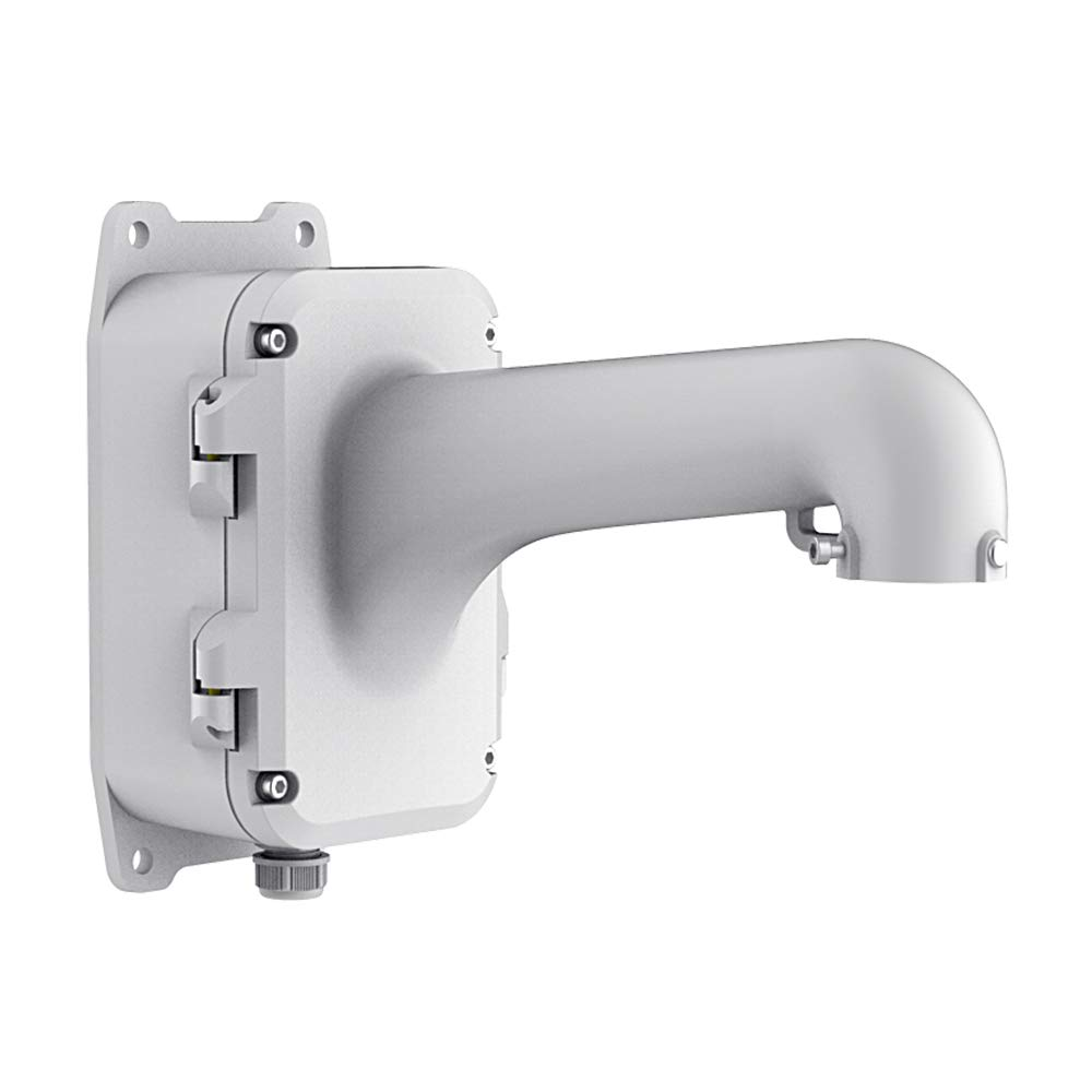 DS-1604ZJ-Box Indoor Outdoor Wall Mount Bracket for Hikvision Speed Dome Camera by LINOVISION