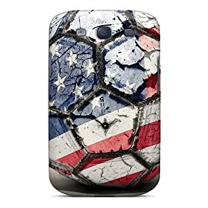 Awesome Design American Soccer Hard Case Cover For Galaxy S3