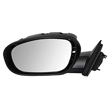 Amazon Com Drivers Power Side View Mirror Heated W Ready To Paint