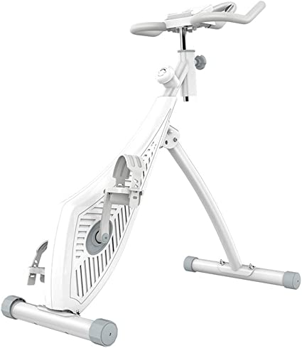 DRLGC Bicicleta Estática Plegable, Control De Resistencia ...