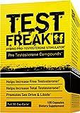 Pharmafreak Test Freak - #1 Selling Testosterone Booster - Hybrid Pro - Testosterone Stimulator - 120 Capsules - Boost Testosterone - Helps to Increase Muscle Mass, Energy, Stamina, Libido