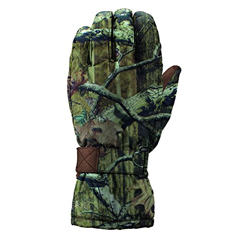 (Seirus Innovation Men's Mountain Challenger Gloves, Large, Break-Up Infinity)