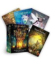 The Sacred Forest Oracle: 52 Cards to Open Energy Portals of a Higher Dimension