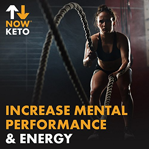 NOWKETO® KetoMCT™ from Coconuts   Carb Fat Medium   Ketogenic Diet Supplement   Boosts Ketones Creamer.