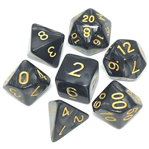 Black Sided Perfect Dungeons Dragons