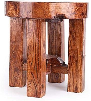 Miraculous Bad Stool Wooden Stool Chair Old Elm Stool Adult Dining Wrap Frankydiablos Diy Chair Ideas Frankydiabloscom