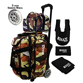 Image of Bowling Roller Bags KAZE SPORTS 2 Ball Bowling Roller