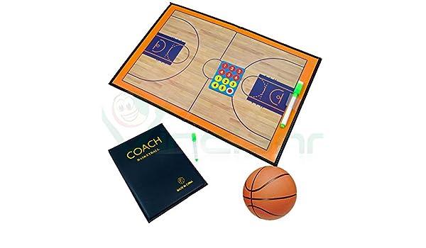 Pizarra táctica magnética baloncesto Entrenador Coach diagrama ...