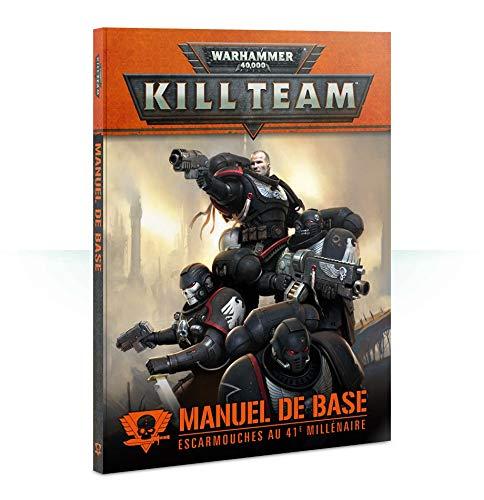 Fran/çais Games Workshop Manuel de Base Escarmouches au 41/ème mill/énaire Kill Team