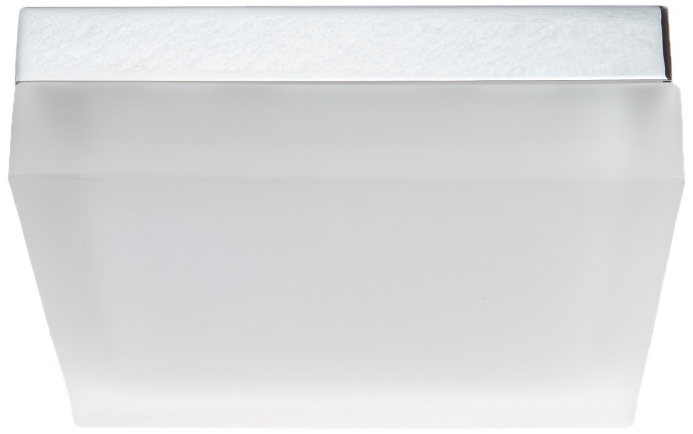 WAC Lighting FM-4009-30-CH 9in Square Soft White