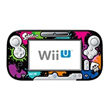 HORI Splatoon GamePad Protector for Wii U Officially Licensed by Nintendo