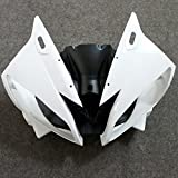 ZXMOTO Unpainted Upper Front Nose Fairing for YAMAHA YZF R6 (2006 - 2007) Individual Motorcycle Fairing