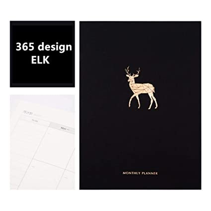 YWHY Cuaderno Agenda De 365 Días Cuaderno A4 Diario ...