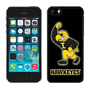 Customized Iphone 5c Case Ncaa Big Ten Conference Iowa Hawkeyes 12