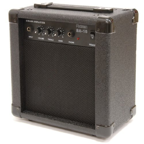 Axtron BA15 15-Watt Guitar Amplifier by Axtron