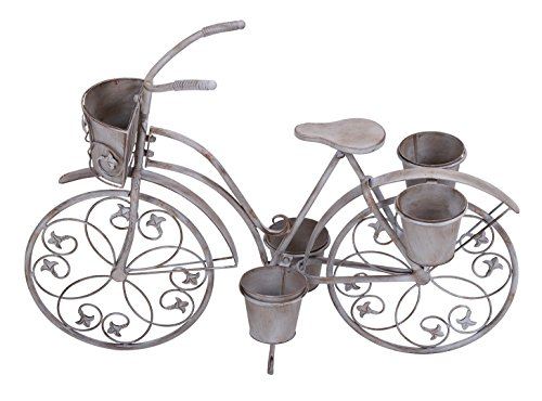 Bicycle Garden (Deco 79 68767 Metal Bicycle Planter Stand, 36 by 26-Inch)