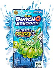 X-Shot Bunch O Balloons - Blue (3 Bunches - 100 Total Water Balloons)