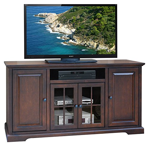 Legends Brentwood 64 in. TV Console - Danish Cherry