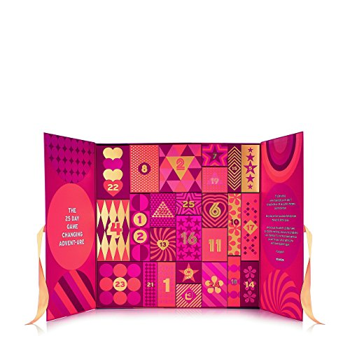 The Body Shop Ultimate Advent Calendar, 24pc Gift Set of Feel-Good, Cruelty-Free, 100% Vegetarian Skincare, Body Care and Makeup Treats by The Body Shop