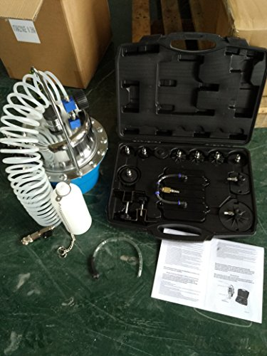 WIN.MAX Portable Pneumatic Air Pressure Kit Brake and Clutch Bleeder Valve System Kit by WIN.MAX (Image #4)
