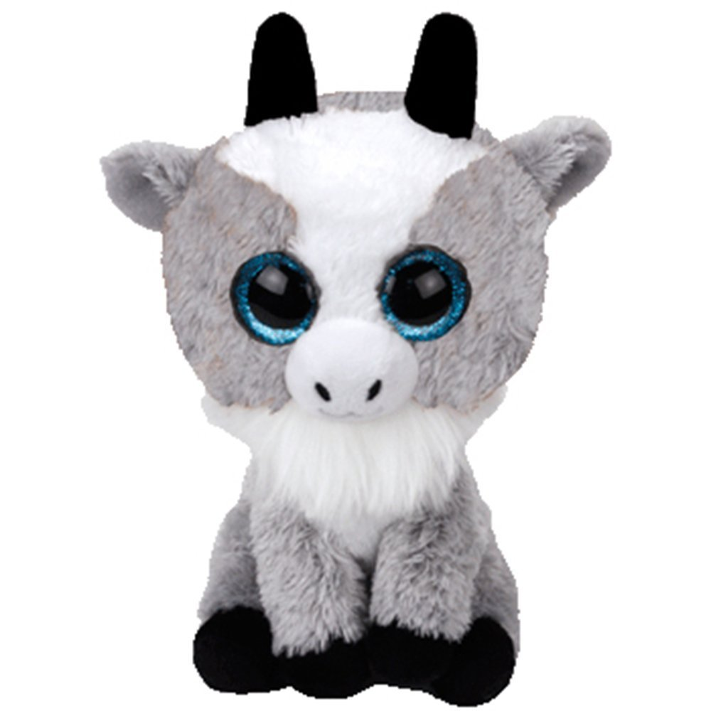 Goat Reg 6 15cm Regular Ty Beanie Boos GABBY free gift with purchase