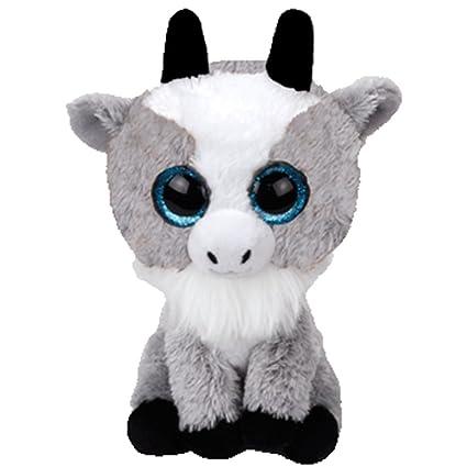 Amazon.com  Ty Beanie Boos GABBY - Goat Reg 6