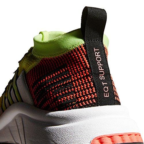core Hombre Verde Black Support Adidas Mid Deportivas Zapatillas turbo rojo Para Eqt B37436 Primeknit Glow Adv qwPwO1C