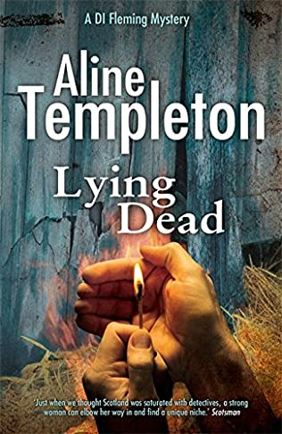 book cover of Lying Dead