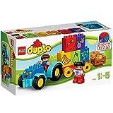 LEGO DUPLO Mes Premiers Pas - 10615 - Jeu De Construction - Mon Premier Tracteur