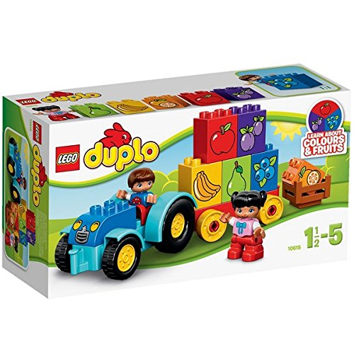 LEGO DUPLO My First Tractor 10615