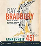 img - for Fahrenheit 451 CD Unabridged Edition by Bradbury, Ray published by Caedmon Audio CD book / textbook / text book