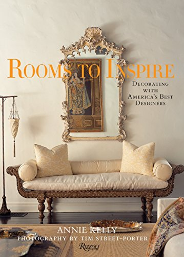 Rooms to Inspire: Decorating with America's Best Designers (Best Craft Room Designs)
