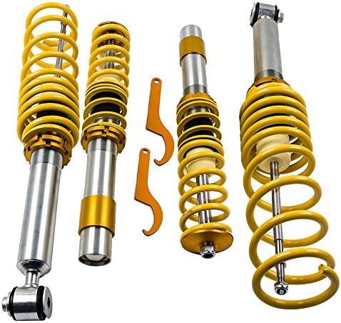maXpeedingrods Coilovers Street Use for BMW 5 Series E39 Sedan 520i 523i 525i 528i 530i 535i 1996-2003, Not for Wagon or…