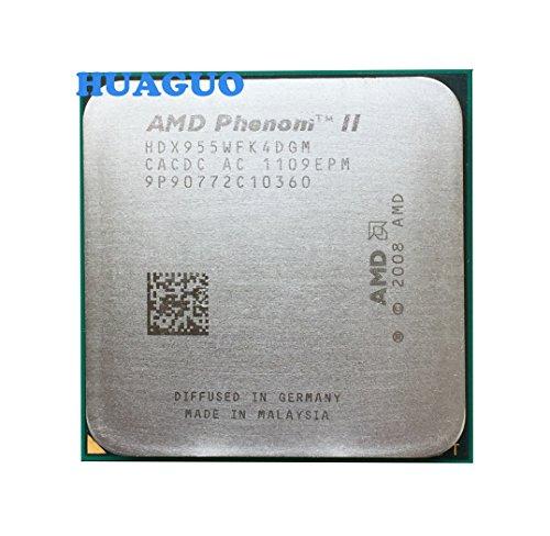 AMD Phenom II X4 955 3.20 GHz Quad-Core Processor HDX955WFK4