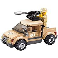 Little Treasures Army Defend Desert Soldiers Military...