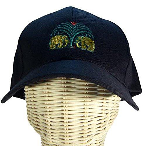 chang-beer-deep-blue-baseball-adjustable-hats-elephant-prints