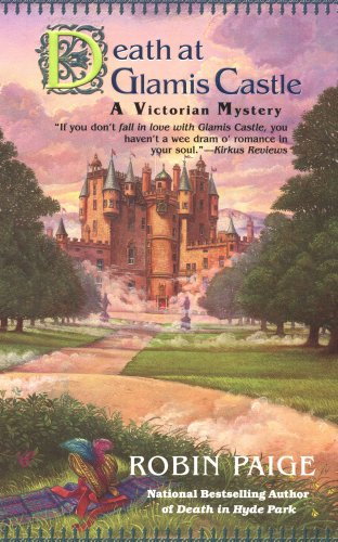 Death At Glamis Castle (A Victorian Mystery Book 9)
