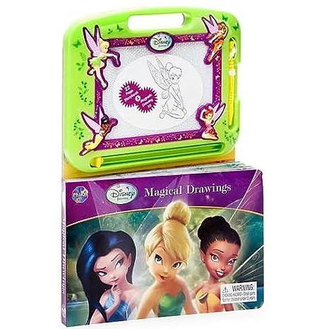 Amazon disney fairies magical drawings board book set toys games disney fairies magical drawings board book set thecheapjerseys Gallery
