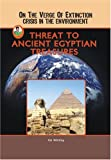 Threat to Ancient Egyptian Treasures, Jim Whiting, 1584155884